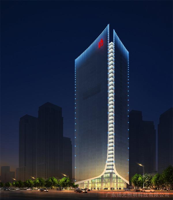昆明照明心城工程夜景v照明|绘制灯光|照明工程|实力android线亮化网格图片