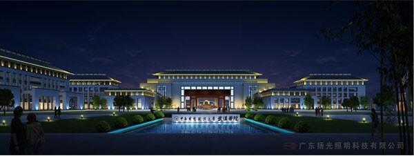 中南财经政法大学照明设计